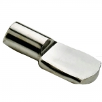 5mm Polished Nickel Spoon Shelf Support Pegs